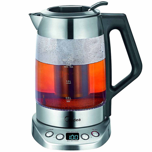 Midea Electric Glass Kettle 8000 Series