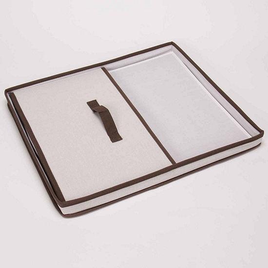 Household Essentials Lidded Storage Bin