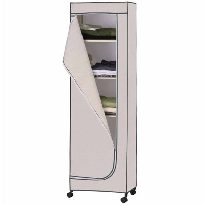 Neu Home Twilight Storage Tower with Shelves