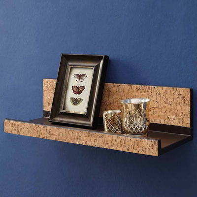 Neu Home Cork Wall Shelf