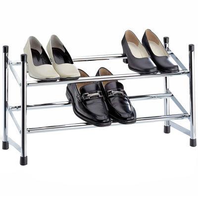Neu Home Expandable Shoe Rack