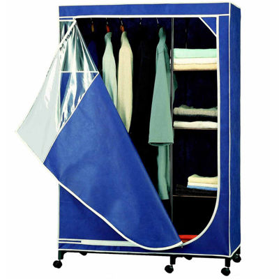 Neu Home Space Saving Storage Wardrobe Closet