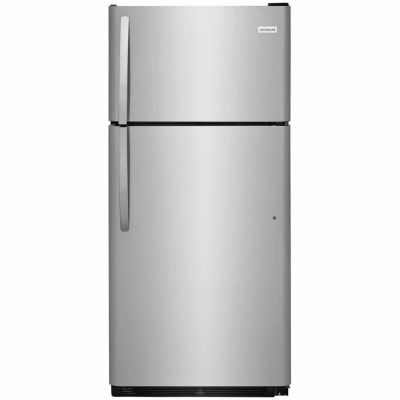 Frigidaire ENERGY STAR® 18 Cu. Ft. Top Freezer Refrigerator