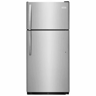 Frigidaire ENERGY STAR® 18 cu. ft. Top Freezer