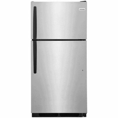 Frigidaire ENERGY STAR® 15 cu. ft. Top Freezer