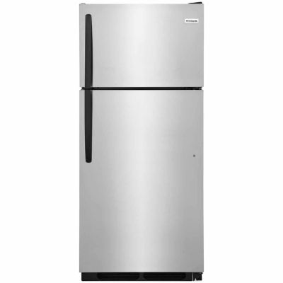 Frigidaire ENERGY STAR® 16 cu. ft. Top Freezer