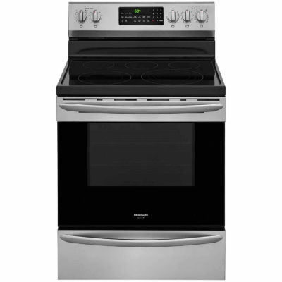 "Frigidaire Gallery 30"" Electric Range with True Convection"