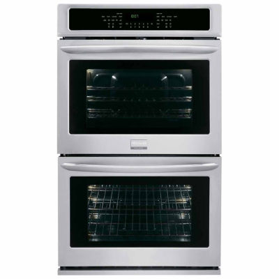 """Frigidaire Gallery 30"""" Double Electric Wall Oven with True Convection"""