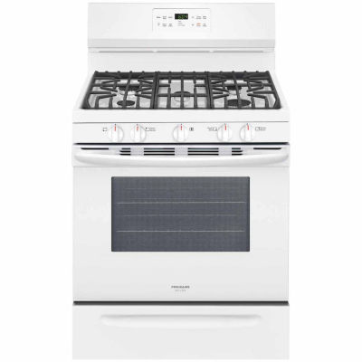 """Frigidaire Gallery 30"""" Gas Range with Quick Bake Convection"""