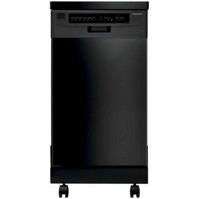 "Frigidaire ENERGY STAR® 18"" Portable Dishwasher"