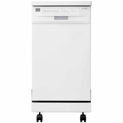 "Frigidaire ENERGY STAR® 18"" Portable Dishwasher"