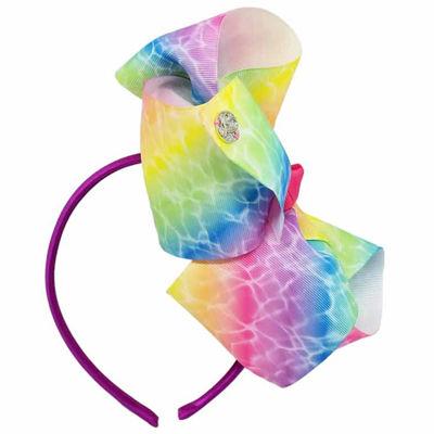 JoJo Siwa Headband w Rainbow Bow