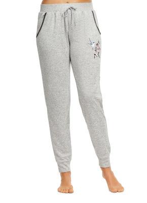 Gloria Vanderbilt Knit Pajama Pants-Average Figure