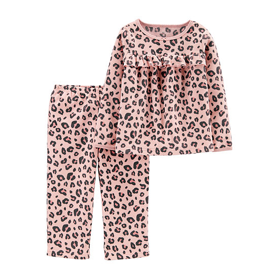 Carter's Girls 2-pc. Pajama Set Toddler