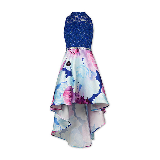 Speechless Girls Sleeveless Party Dress - Preschool / Big Kid