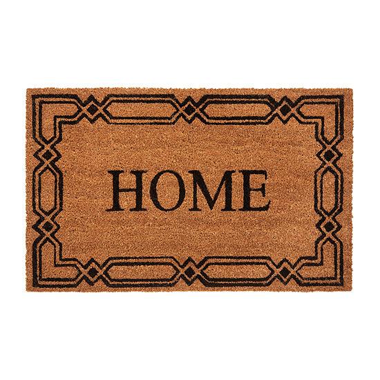 Achim Home Rectangular Indoor/Outdoor Doormat