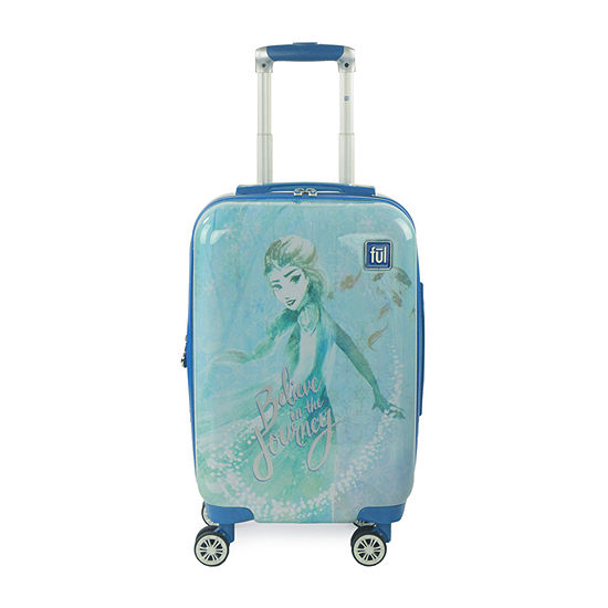 Ful Frozen 2 Frozen Hardside Lightweight Luggage