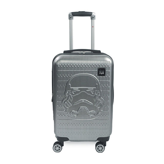 Ful Star Wars Storm Trooper 21 Inch Carry-on Hardside Lightweight Luggage