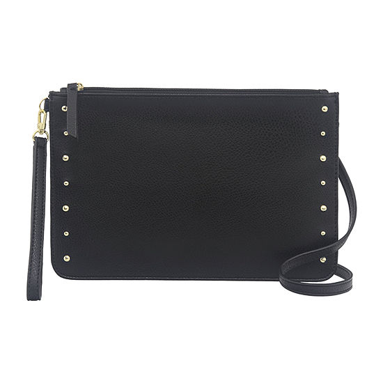 Nicole By Nicole Miller Tammy Wristlet Crossbody Bag