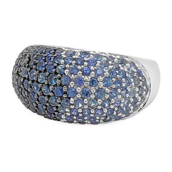 Le Vian Grand Sample Sale™ Ring featuring Blueberry Sapphire™ set in 14K Vanilla Gold®