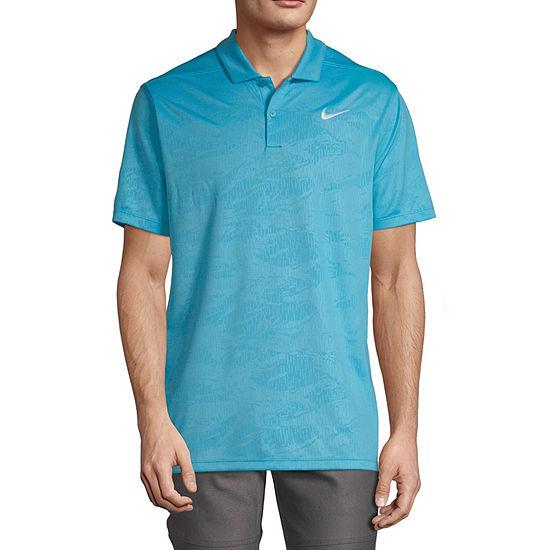 Nike Dri-Fit Mens Short Sleeve Polo Shirt