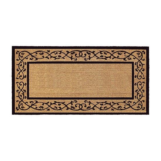 Abbington Rectangular Outdoor Doormat