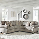 Signature Design by Ashley® Olsberg 2-Piece Loveseat Sectional