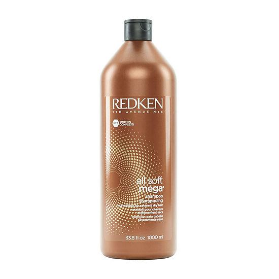 Redken Allsoft Mega Shampoo - 33.8 oz.