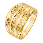 3MM 14K Yellow Gold Band
