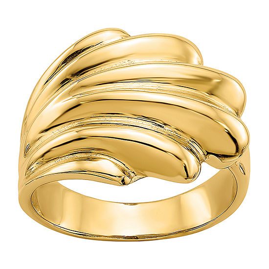 4MM 14K Gold Yellow Band