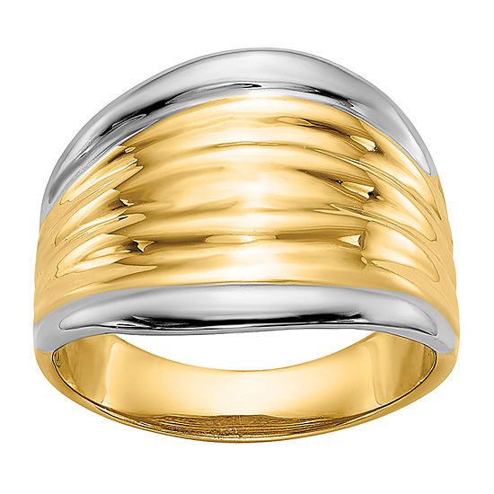 4MM 14K Gold Band