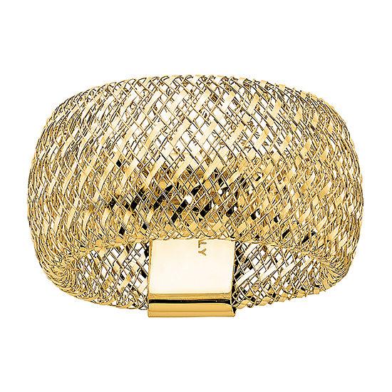 Womens 14K Gold Stretch Ring