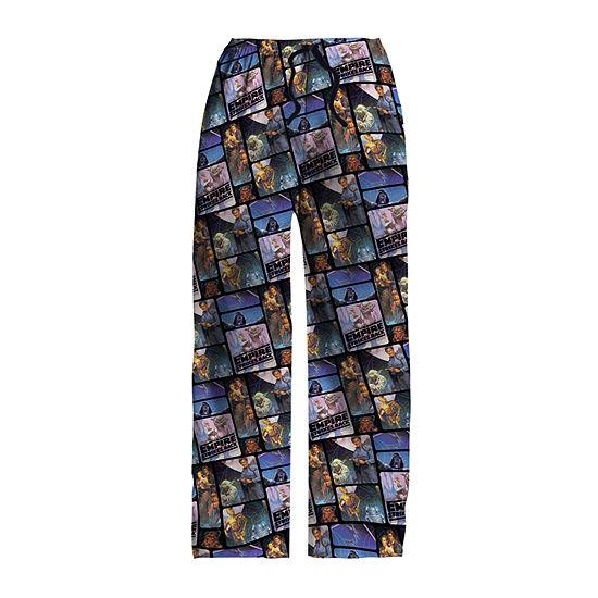 Mens Knit Star Wars Pajama Pants