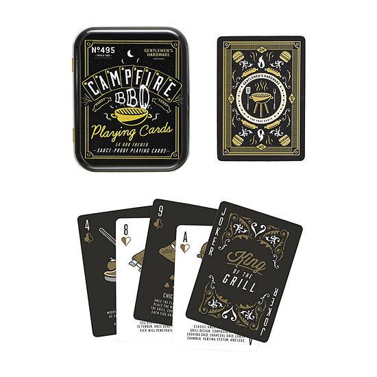 Gentlemen's Hardware Campfire Bbq Card Game