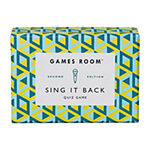 Sing It Back Quiz Table Game