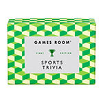 Games Room First Edition Sports Trivia
