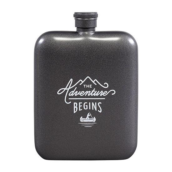 Gentlemen's Hardware Stainless Steel Hip Gifting Flasks