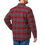 Free Country Utility Flannel Lightweight Shirt Jacket
