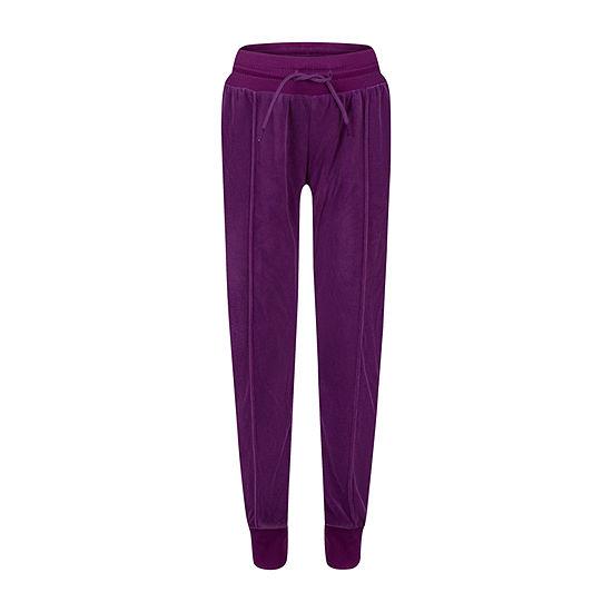 Converse Big Girls Mid Rise Slim Pull-On Pants