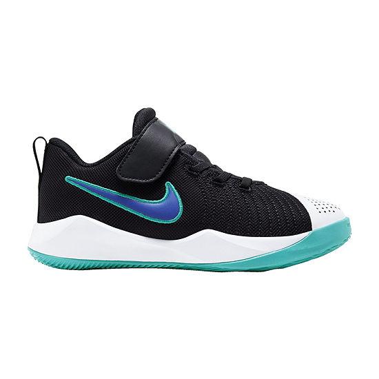 Nike Hustle Quick 2 Little Kids Boys Basketball Shoes