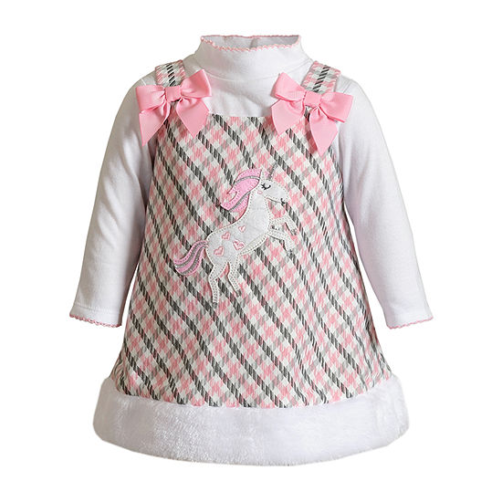 Youngland Baby Girls Sleeveless Jumper
