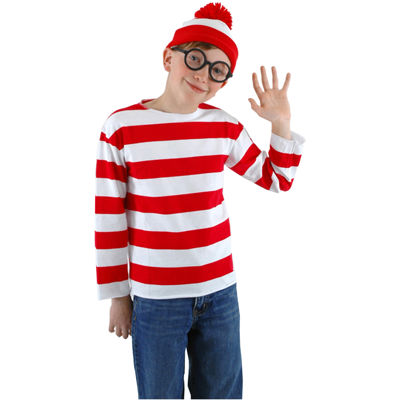 Where's Waldo Child Kit