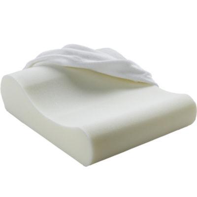 Beautyrest® Memory Foam Contour Travel Pillow