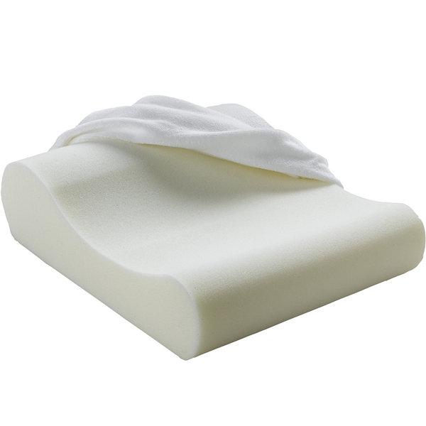 Beautyrest Memory Foam Contour Travel Pillow