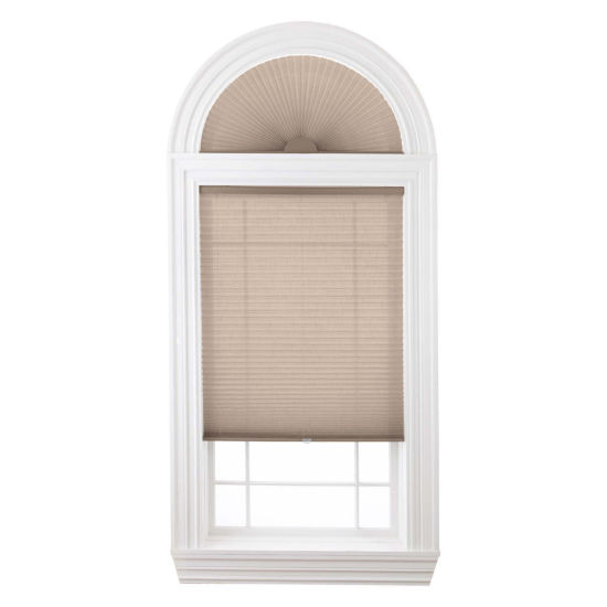 "JCPenney Home™ 1"" Cordless Pleated Linen Shade - FREE SWATCH (copy)"