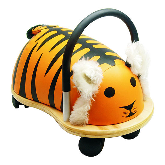 Prince Lionheart Wheely Tiger Ride-On Toy - Small