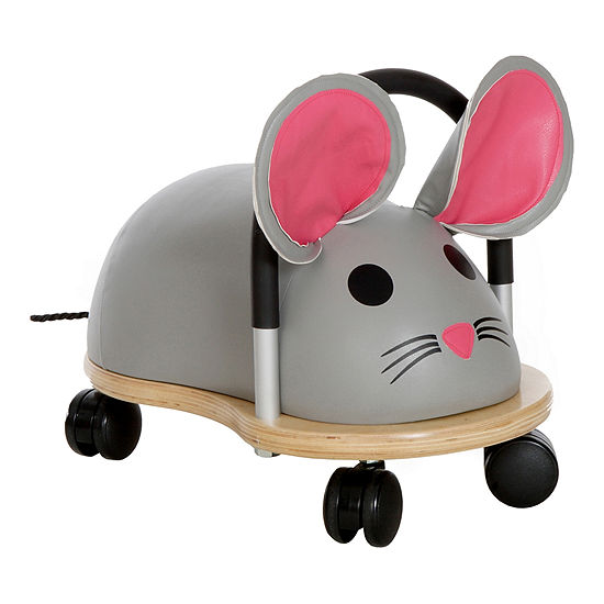 Prince Lionheart Wheely Mouse Ride On Toy Small