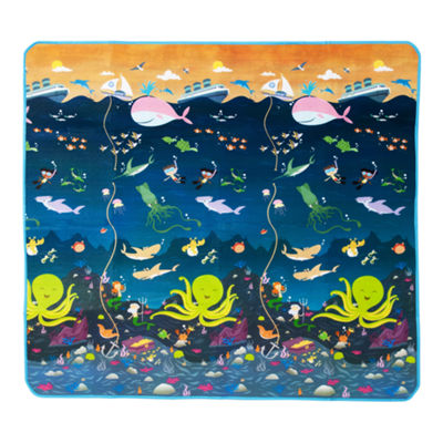 Prince Lionheart® Reversible playMAT - City/Ocean