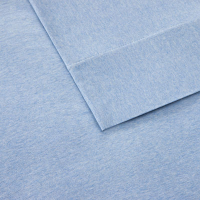 INK+IVY Jersey Knit Cotton Sheet Set
