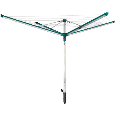 Leifheit Linomatic 500 Deluxe Umbrella Clothesline